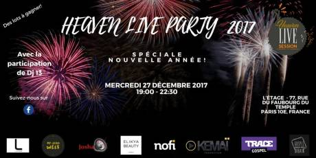 Heaven Live Party 2017 @ L'étage | Paris | Île-de-France | France