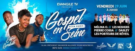 Gospel en Seine @ ACER Paris | Montreuil | Île-de-France | France