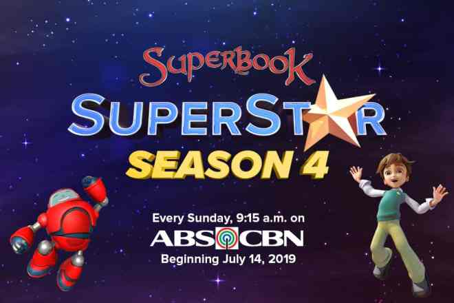 Superbook, Your Favorite Bible Animation Series, Is Back on ABS-CBN!
