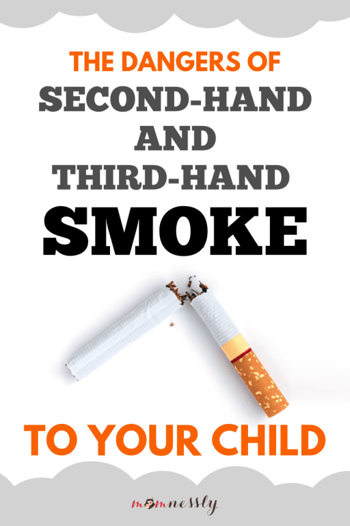 The Triple Threat of Smoking Especially to Children