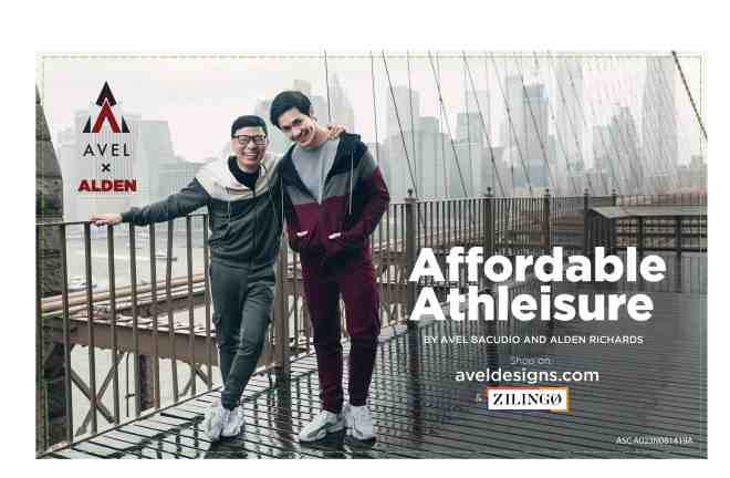 ZILINGO Launches its Latest Fashion Collaboration with Avel Bacudio and Alden Richards