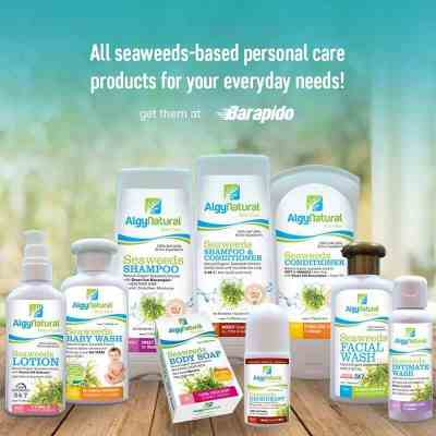 Seaweeds Re-Discovered with My Naturals PH Products