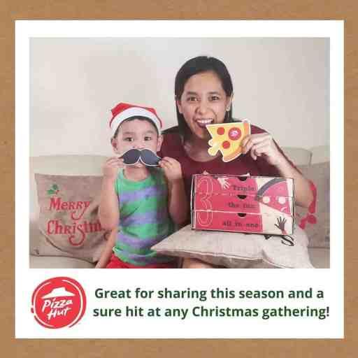 Pizza Hut's Holiday Triple Treat Box