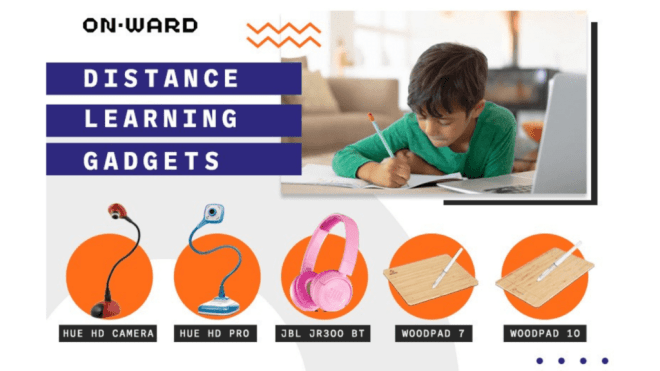 5 Newest Gadgets to Make Distance Learning Easier
