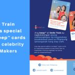 Smile Train launches special edition beep™ cards featuring celebrity Smile Makers