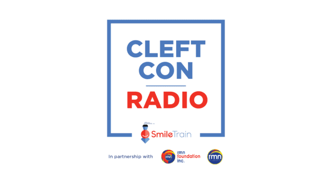 Smile Train Partners with RMN Foundation for Cleft Con Radio