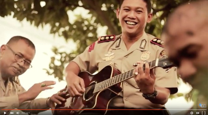 Traffic Police Band Polres Aceh Besar