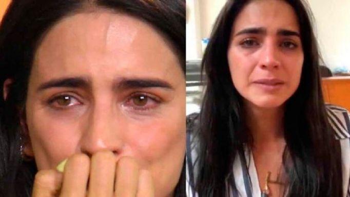 Bárbara de Regil llora en 'Ventaneando' tras polémica y la vuelven ...