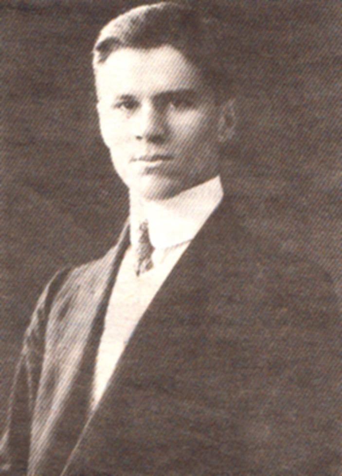 Distinsul diplomat, scriitor, profesor, Vasile Stoica (1889-1959) faţă în faţă cu preşedintele american, Wilson Thomas Woodrow (1856-1924)