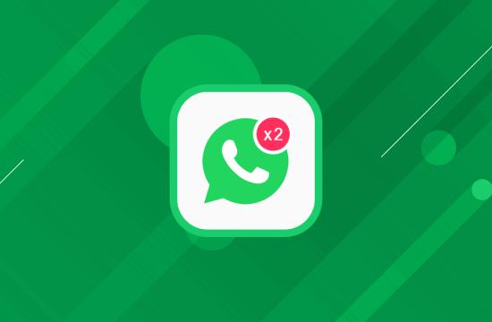 como usar dos whatsapp en el mismo telefono