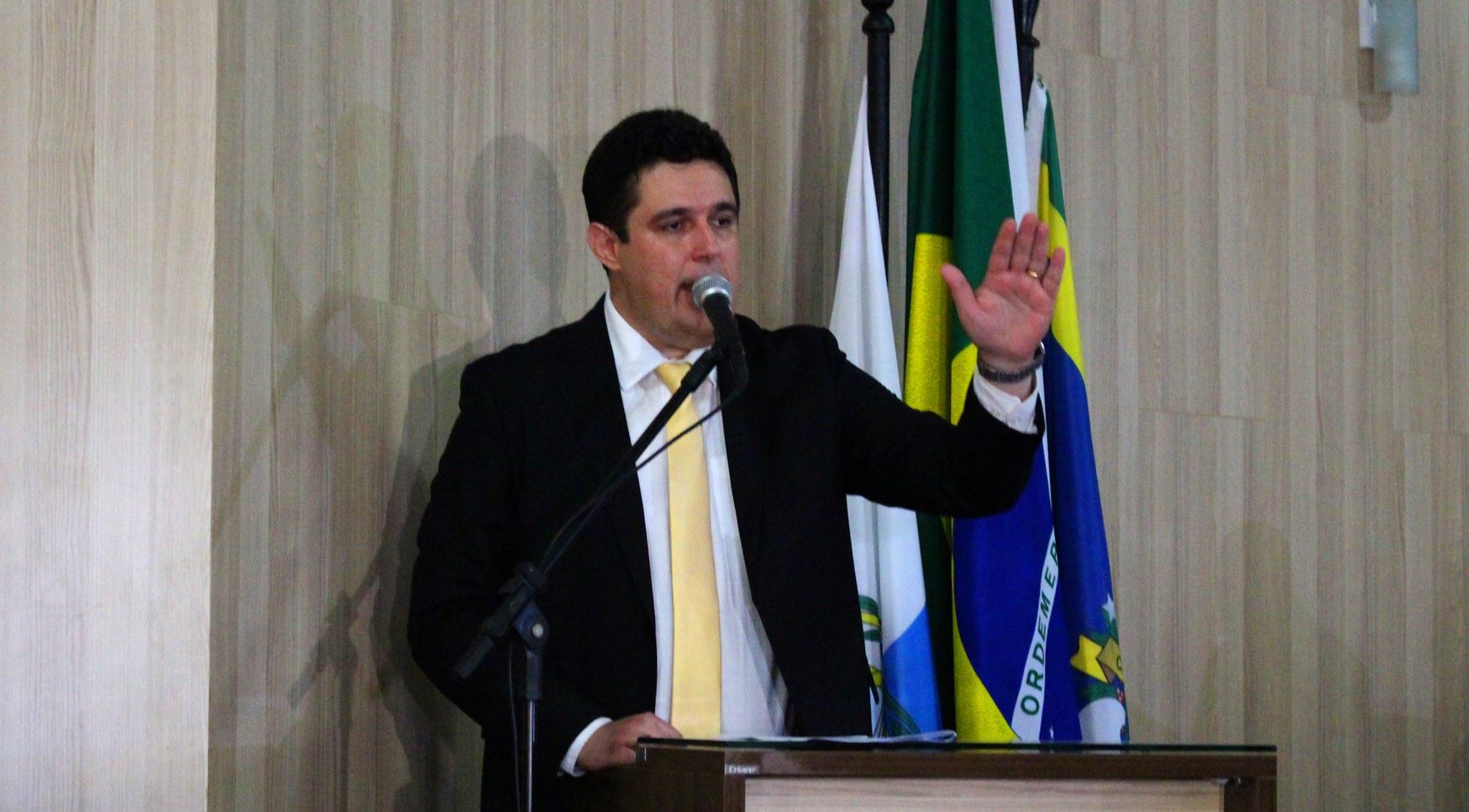 Processo de cassação de Marcão parado na Procuradoria Regional Eleitoral