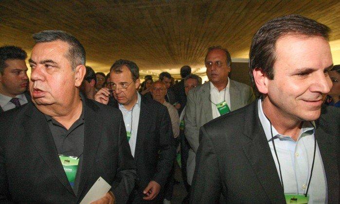 Eduardo Paes, Pedro Paulo e os R$ 50 milhões do RioÔnibus