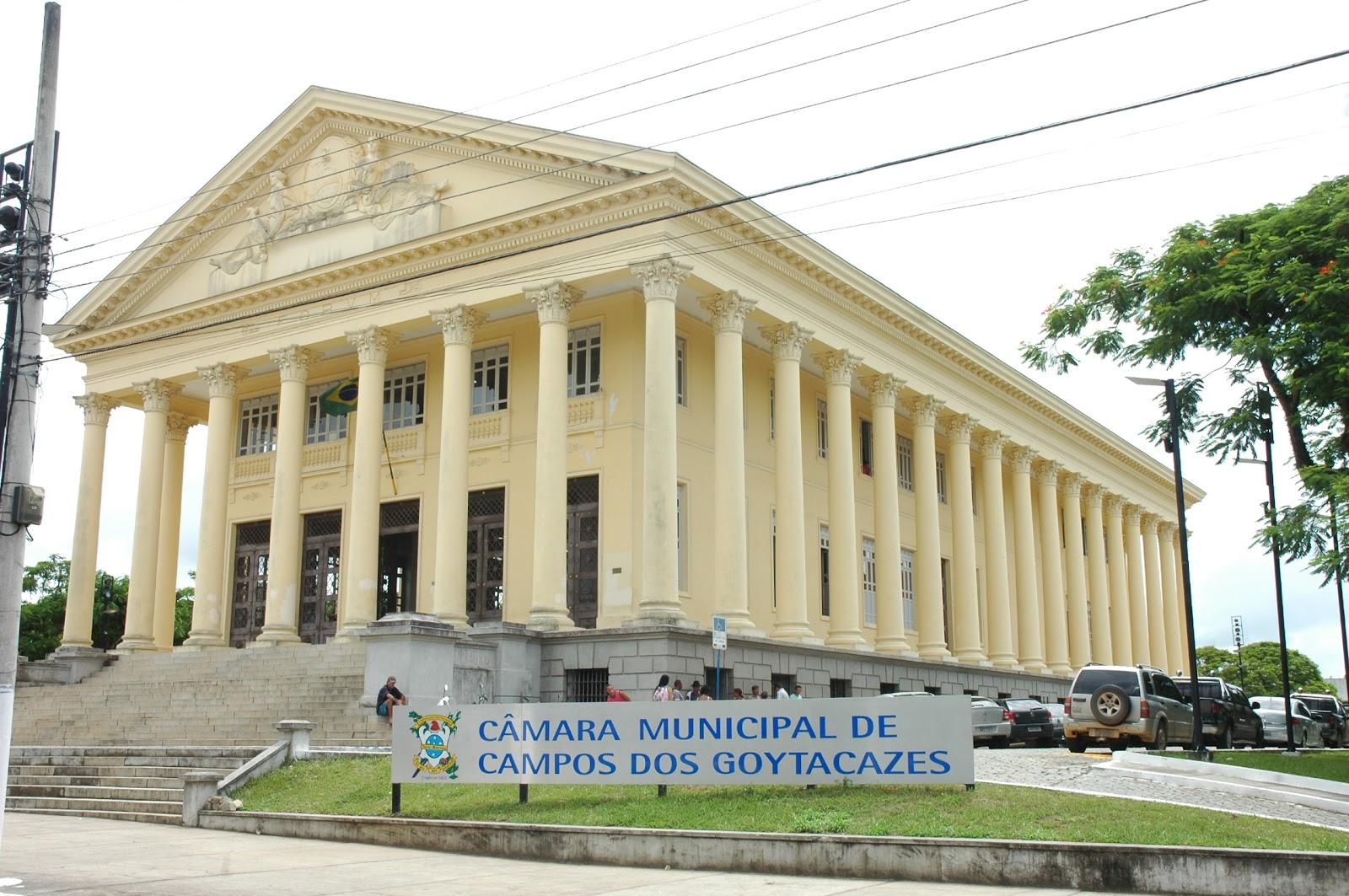 Câmara de Campos aprova orçamento de R$ 1,9 bilhão para 2020