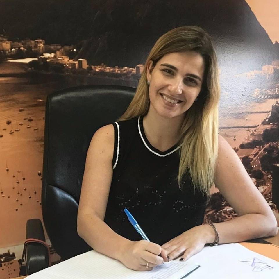 Clarissa Garotinho confirma candidatura à reeleição