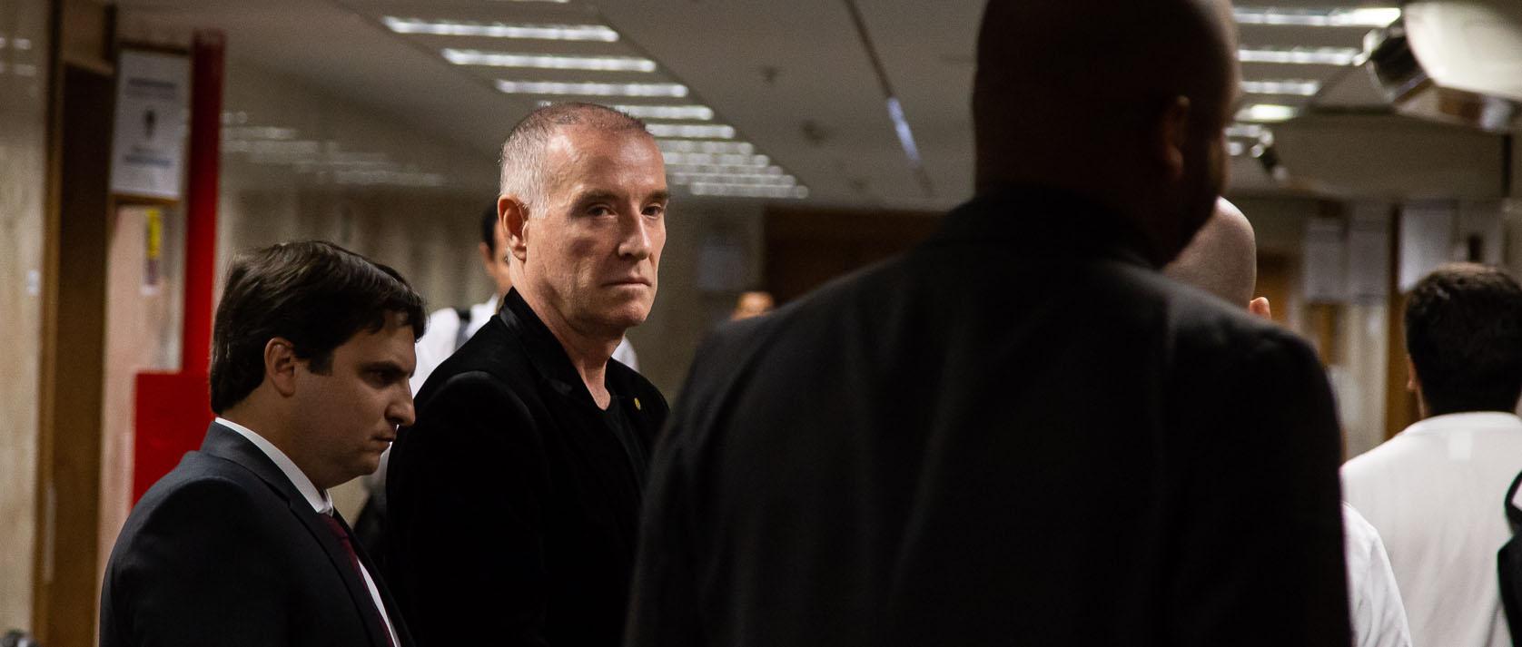 Eike Batista fica em silêncio em depoimento no Tribunal de Justiça do Rio