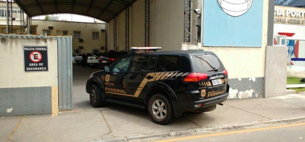 Operação Fumus, da Polícia Federal, cumpre mandados de prisão e apreensão em Campos