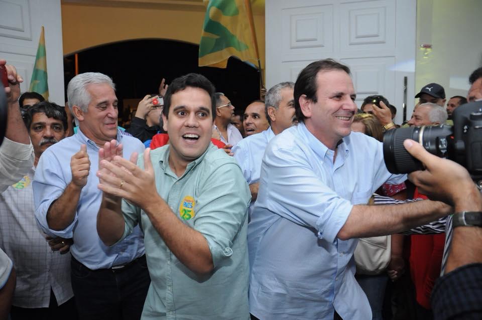 Justiça bloqueia R$ 7 milhões da conta de Eduardo Paes