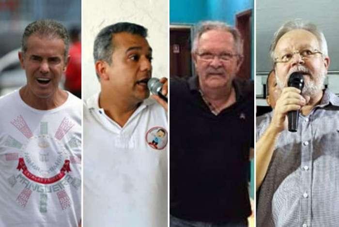 Desembargador Federal nega revogar prisão para quatro deputados do Rio
