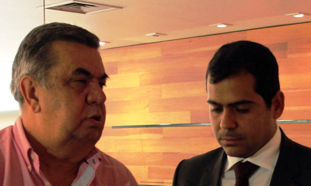 Bruno Dauaire busca comissão