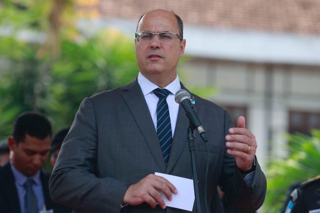 Witzel perde delegados da PF cedidos ao seu governo