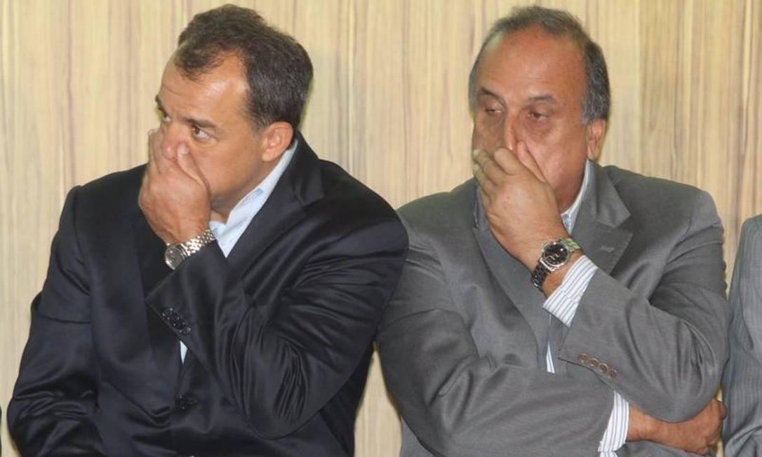 Justiça do Rio prepara encontro entre Sérgio Cabral e Pezão