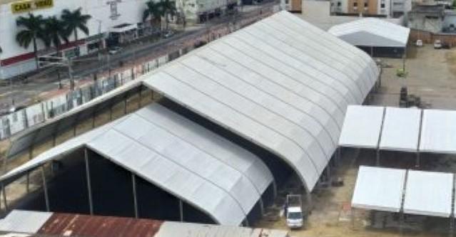 Hospital de Campanha de Campos não será entregue, informa secretário Estadual de Saúde