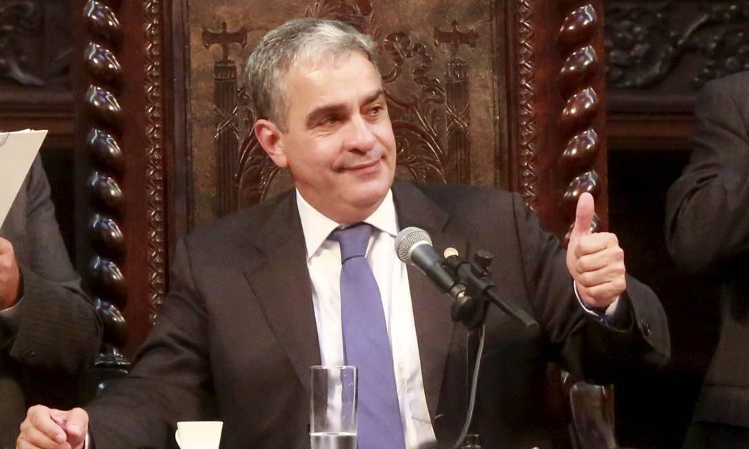 Fux confirma com Ceciliano reunião para discutir nova regra dos royalties