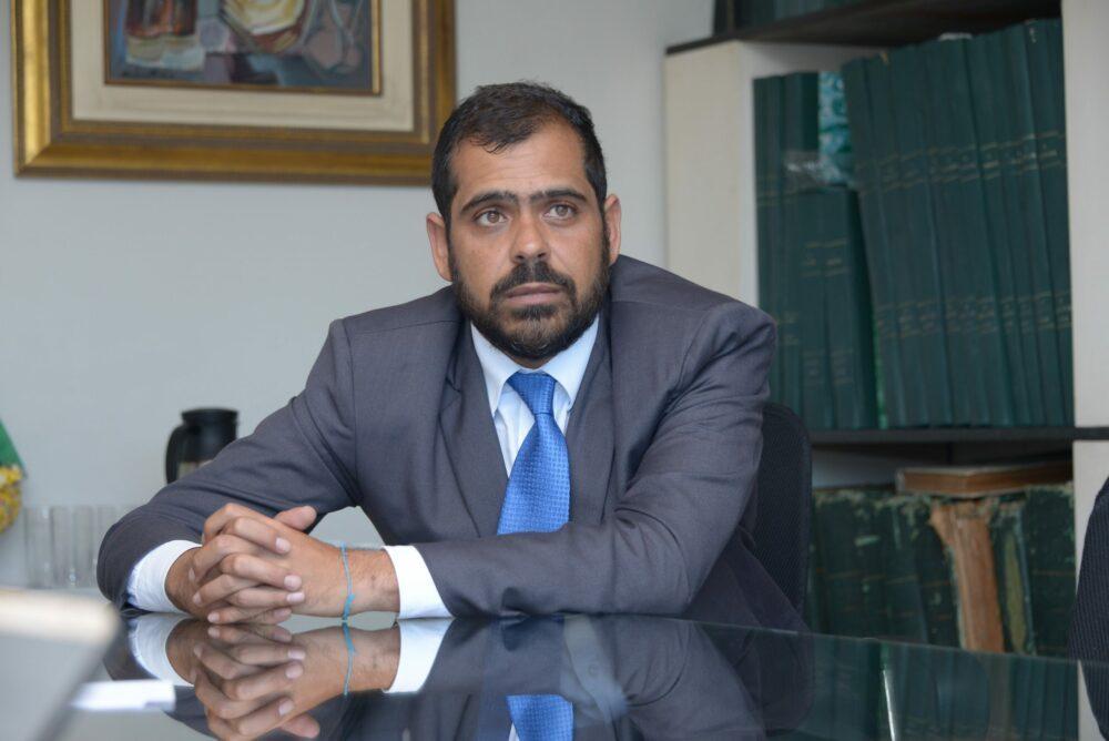 Bruno Dauaire Secretário de Estado