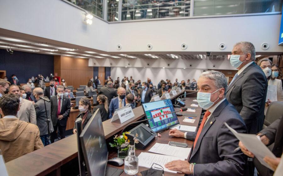 Alerj aprova reajuste retroativo a 2017 a servidores do Estado do Rio
