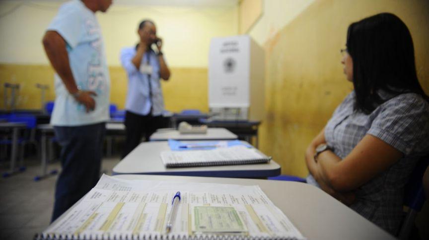 Mesários estão isentos da taxa de inscrição nos concursos públicos do estado do Rio