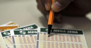 Mega-Sena pode pagar hoje R$ 10,5 milhões
