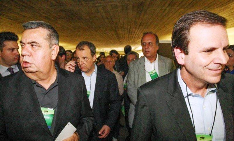 Mantida na Justiça Federal investigação sem vinculação eleitoral contra Eduardo Paes e Pedro Paulo