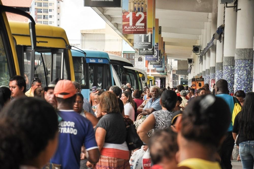 Cerca de 35 mil pessoas são esperadas nas rodoviárias de Campos no 'feriadão'