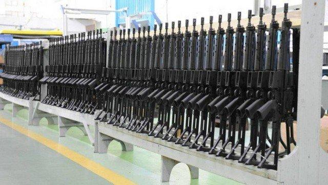 Estatal de armas espera aumento de 10% nas vendas ao setor privado