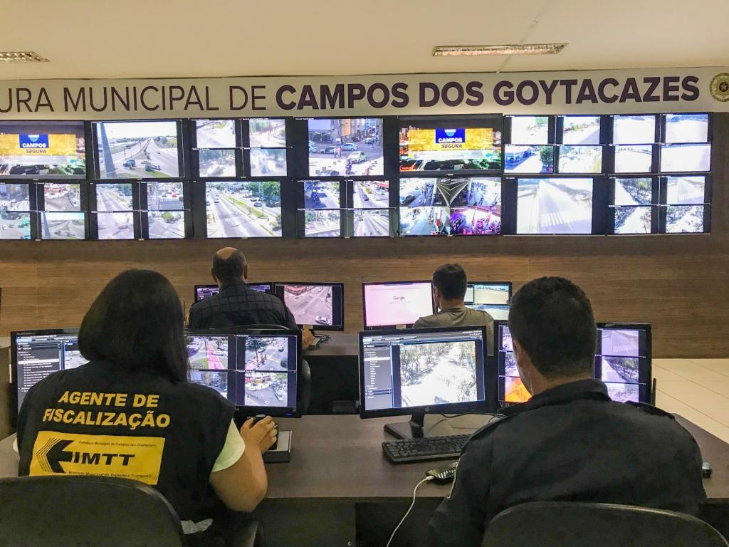Campos ganha Secretaria Municipal de Segurança Pública