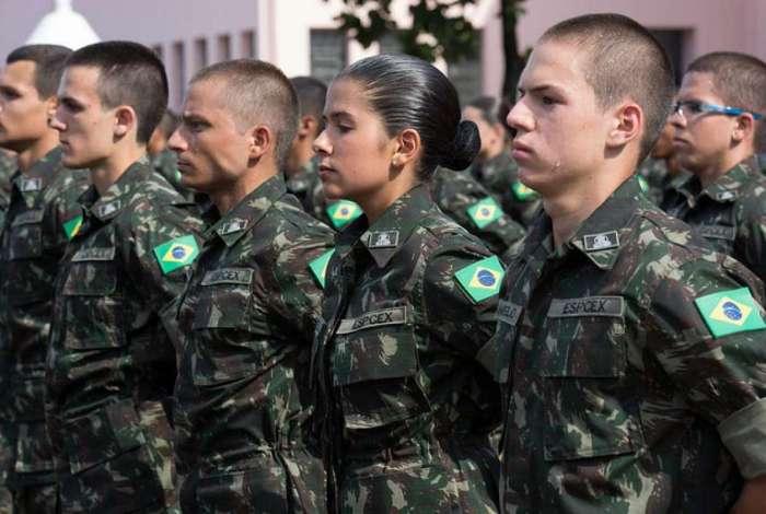 Exército abre processo seletivo para militares temporários em diversas áreas