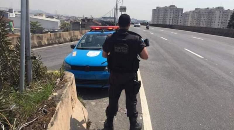 Governador Wilson Witzel piora situação de policiais do interior que atuam na cidade do Rio