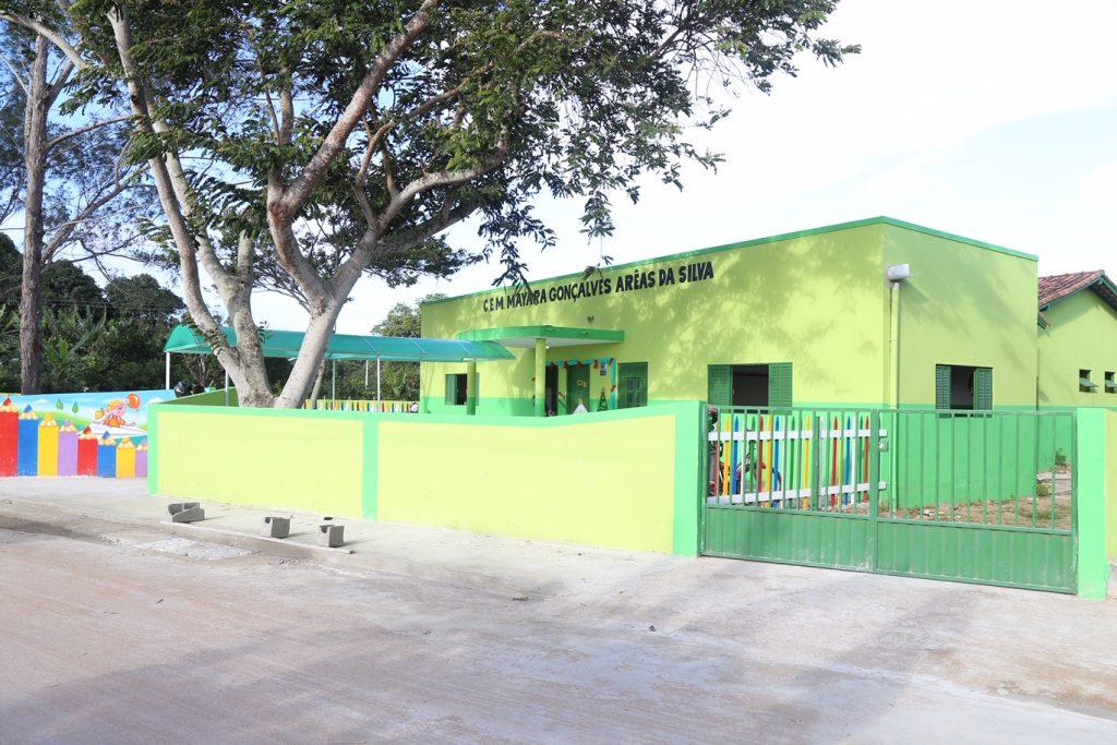 SFI: Prefeitura inaugura reforma e ampliação de creche do Macuco nesta quinta-feira (12)