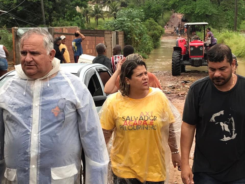 Prefeitura de SFI decreta situação de emergência após chuvas