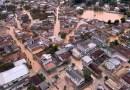 Porciúncula decreta situação de emergência após cheia do rio Carangola