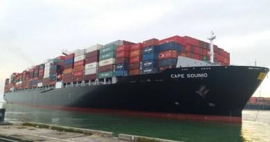 Navio com dois casos suspeitos do novo coronavírus atracará no Porto