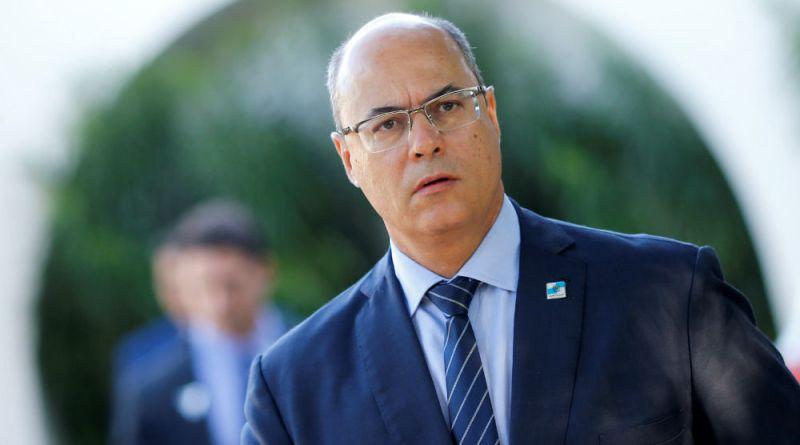 STJ mantém afastamento de Witzel do governo do RJ