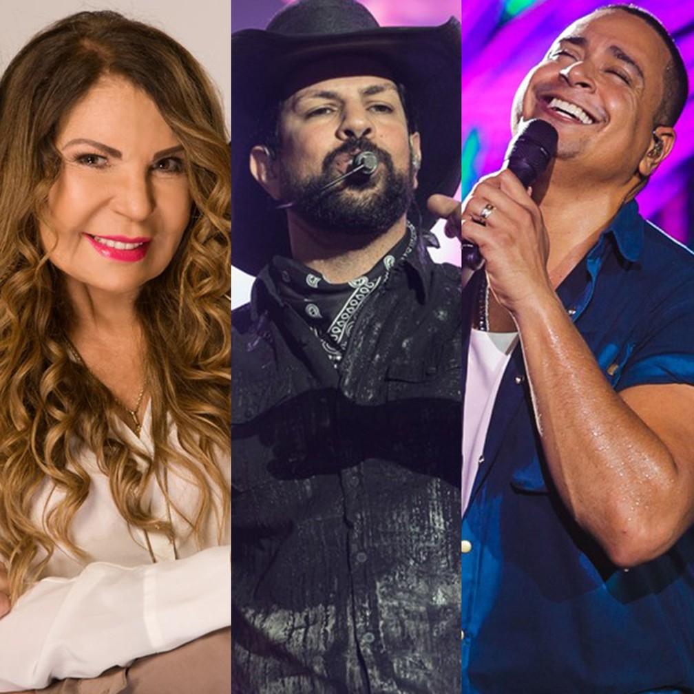 Lives de domingo: O Grande Encontro, Fernando e Sorocaba, Harmonia do Samba e mais shows