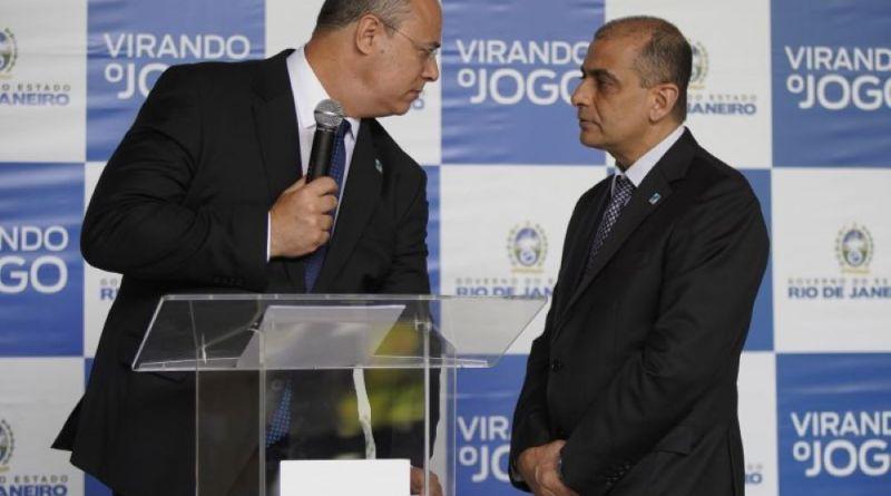 Exclusivo: PGR pede soltura de Edmar Santos e diz que Witzel está na cúpula do grupo criminoso