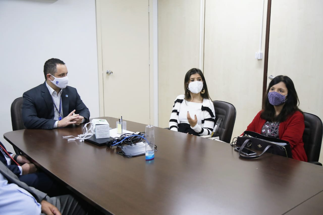 Secretaria de Saúde libera acesso ao Sistema Estadual de Regulação para MP e Defensoria