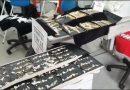 Barreira Fiscal apreende joias avaliadas em R$ 350 mil sem nota fiscal, em Itaperuna