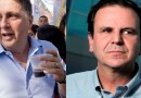 1ª pesquisa para governador do RJ coloca Paes na liderança colado com Garotinho