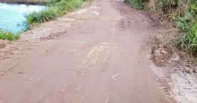 Defesa Civil realiza reparo emergencial e libera estrada no Farol