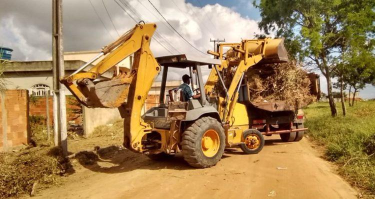 Manutenção em estradas e outras vias públicas de SFI