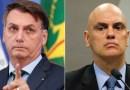 Alexandre de Moraes inclui Bolsonaro em inquérito das fake news por ataques às urnas eletrônicas